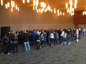 crowd at F2MLA